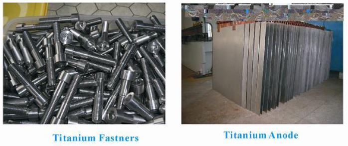 titanium supplier china