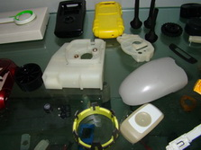 plastic injection moulding parts examples in China