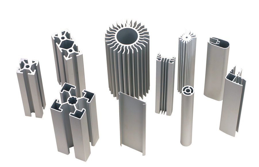 Aluminium extrusion (Wire Cutting)