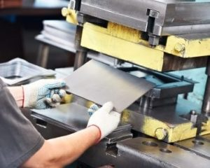Metal Stamping Forming Press China
